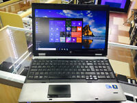 """HP PROBOOK 6550b Laptop. 15.6"""" with MS Office. intel core i3"""