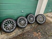 """Momo 17""""Alloy wheels only £400"""