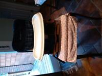 Eddie Bauer booster chair for table