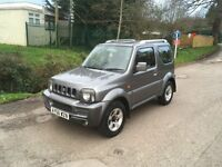 Suzuki Jimny JLX + hardtop - 1 previous keeper - New MOT no advisories - lovely car