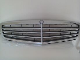 Mercedes Front Grill