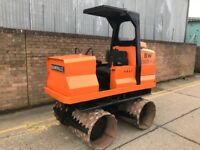 1996 Rammax compact trench roller, remote control