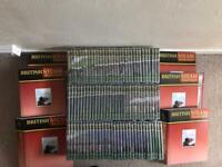 DeAgostini British Steam Railways DVDs & magazines