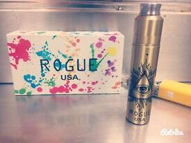Storm rogue USA, mechanical unregulated mod, COLLECTION ONLY