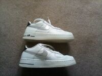 NIKE AIR FORCE 1 GIRLS/LADIES TRAINERS Size 5 1/2