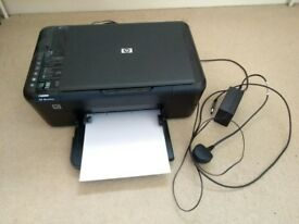 HP DESKJET F4580 Wireless all in one Printer