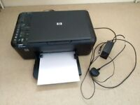 HP DESKJET F4580 Wireless all in one Printer