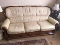 Free sofa - 3 seater and 2 chairs