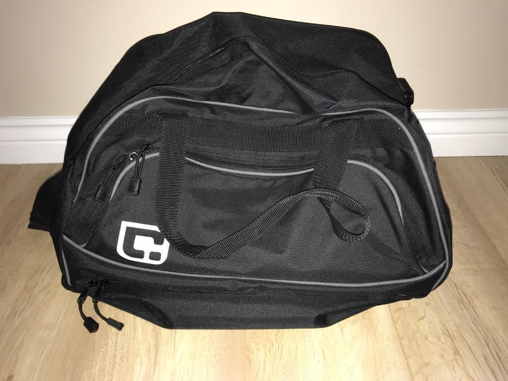 Carbrini Sports Kit And Boot Bag