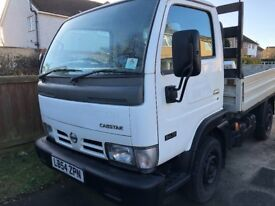 Nissan Cabstar Dropside Pickup
