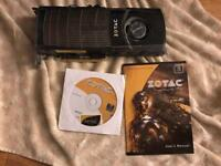 Zotac GeForce GTX 480 1536MB GDDR5 PCI-Express Graphics Card