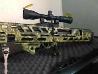 Nikko Stirling laser king 4-12x42 (practically new)