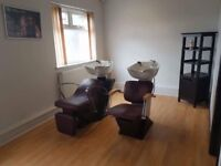 Hairdressing rent a chair