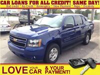 2013 Chevrolet Avalanche LS * AWD * LOW KMS * SHOWROOM CONDITION