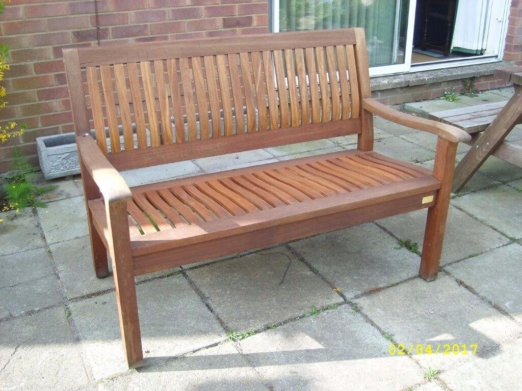 gardenconservatory bench - Garden Furniture Kings Lynn