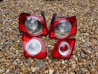 Vw Passat B6 Rear Lights