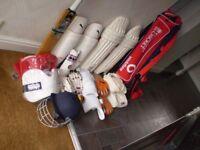 Cricket Equiptment Set