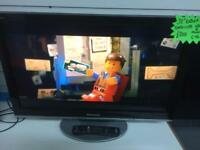 RARE PANASONIC FREESAT 1080p HD TV GUARANTEED