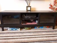 Black TV & Media Unit/Cabinet