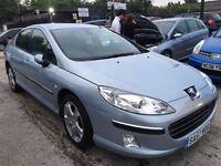 Peugeot 407 2.0 HDi SE 4dr£2,395 FREE WARRANTY. NEW MOT