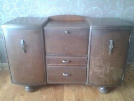 Dining Room Side Dresser by Sheidhall & Beith