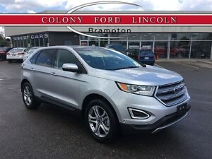 2016 Ford Edge AWD, NAV, PANROOF, HTD STEER WHL!