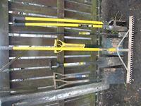 Garden Landscaping Fencing Tools