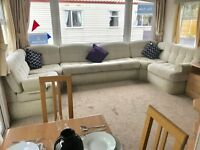 PEMBERTON STATIC CARAVAN FOR SALE IN TOWYN NORTH WALES!