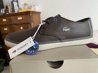 MENS LACOSTE SEVRIN TRAINERS