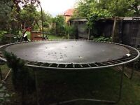 14 foot Trampoline - Free for anyone that can dismantle and takeaway