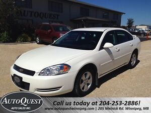 2007 Chevrolet Impala LS - Great Options & Value! Fresh Safety!