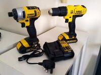Set power tools DeWalt