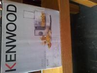 Brand New Kenwood food processer