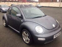 2002 52 VW Beetle 1.6