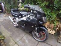Suzuki gsxr srad 750cc 2000 reg spares or repairs project