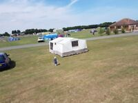 8man conway trailer tent with awning cooker and sink
