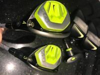 Nike Vapor Hybrid 3 & 4 - Diamana Stiff
