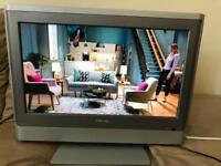Toshiba 20 inch TV with built in freeview