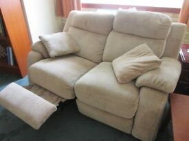 Sofa - Reclining 2-seater Sofa