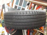 Mercedes Sprinter tyre