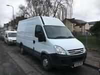 58 PLATE IVECO DAILY 2.3 HPI MWB 120K MILLAGE TURNS OVER BUT WONT START