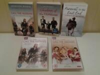 "TV ""CALL THE MIDWIFE"" SERIES 1+2 DVD'S PLUS 3 PAPERBACK NOVELS"
