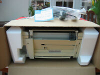 Printer/Scanner Lexmark P4350 + 2 unopened genuine Lexmark inks - number 31 & 33 (photo & colour)