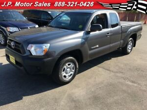 2015 Toyota Tacoma Automatic, Extended Cab, Bluetooth