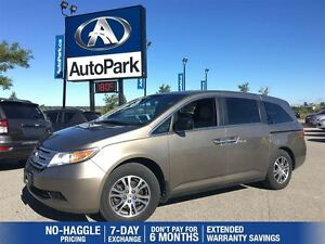 2012 Honda Odyssey EX-L | Heated Leather | Sunroof | Rear View C