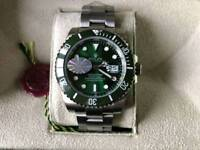 Swiss Rolex Submariner Hulk Automatic Watch