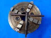 Pratt Burnerd 4Jaw Independent 6 inch /15 mm Chuck