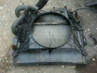 Iveco daily Radiator, 2.3 engine, 2000/2012 models