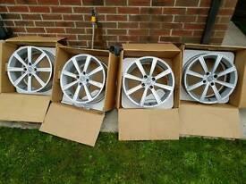 Oz racing 17 inch alloys