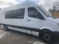 Mercedes sprinter 1996-2013 year van parts available